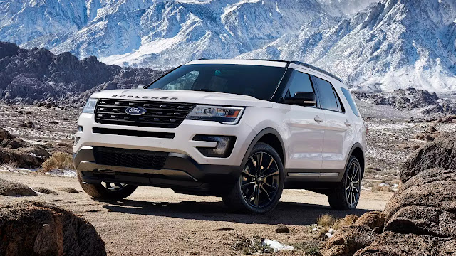 List of Ford Explorer Types Price List Philippines