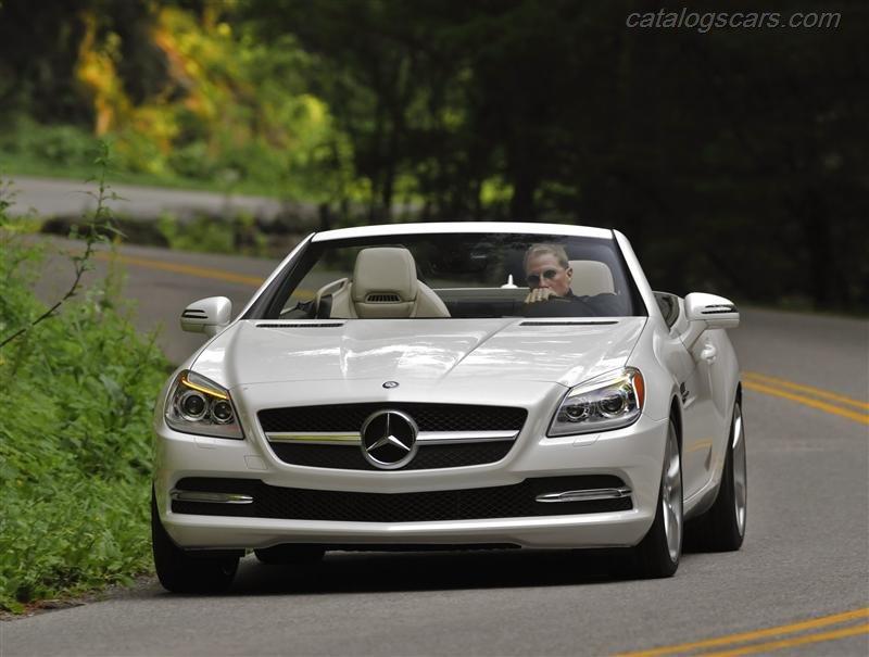 صور سيارة مرسيدس بنز SLK كلاس 2015 - اجمل خلفيات صور عربية مرسيدس بنز SLK كلاس 2015 - Mercedes-Benz SLK Class Photos Mercedes-Benz_SLK_Class_2012_800x600_wallpaper_10.jpg