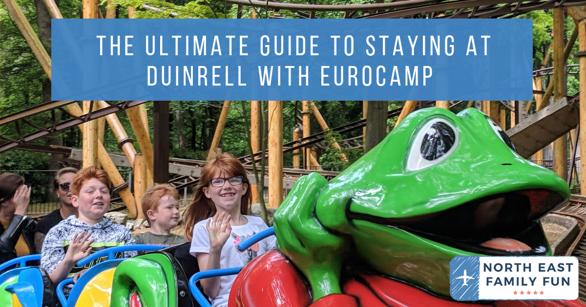 The Ultimate Guide to Staying at Duinrell with Eurocamp