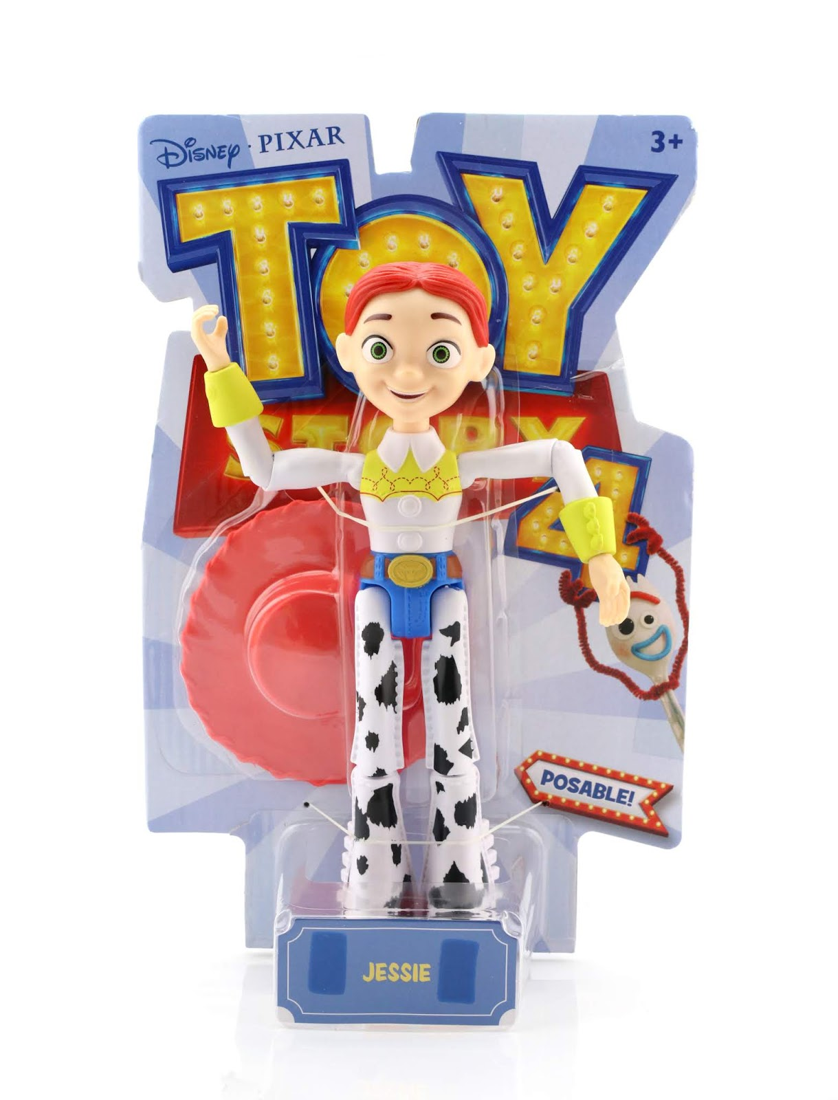 toy story 4 jessie figure