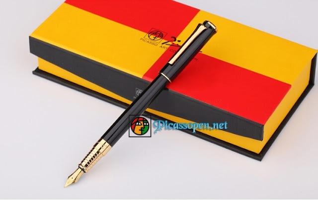 Bút máy cao cấp Picasso 988 màu đen