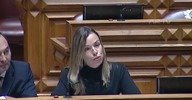 Deputada figueirense Ana Oliveira