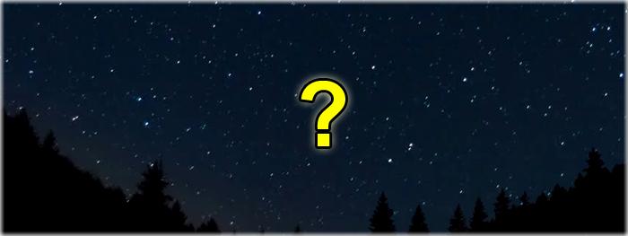Por que o céu noturno é escuro se o Universo é cheio de estrelas