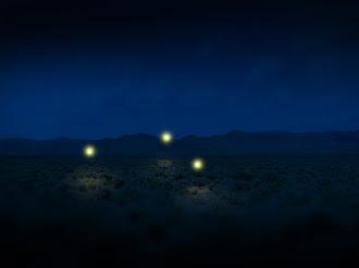 Las Misteriosas Luces de Marfa