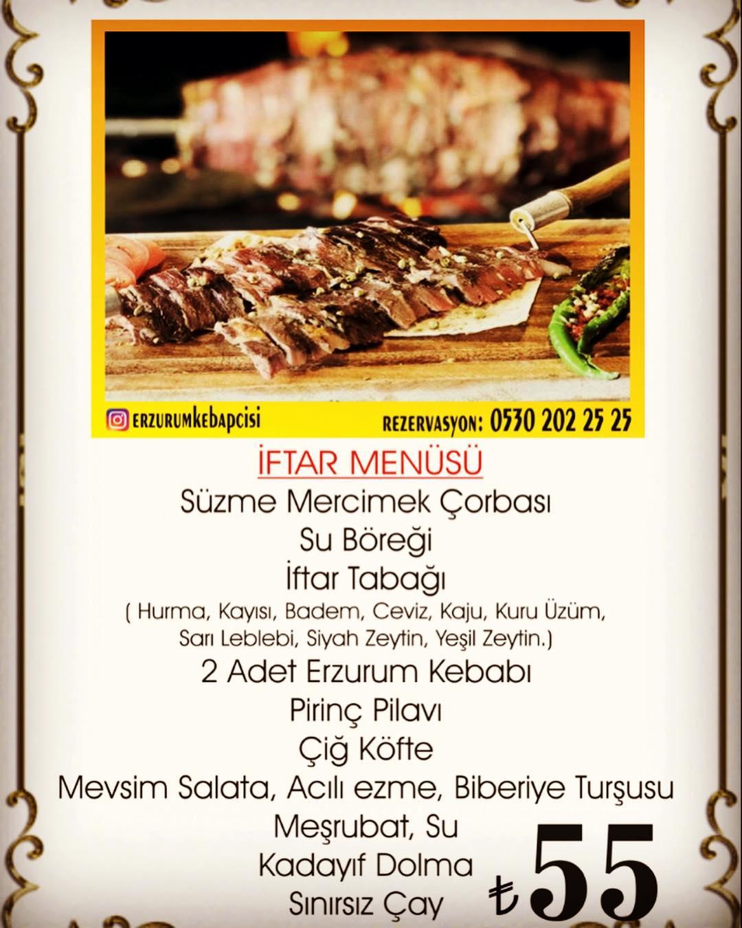 kartal iftar mekanları 2019 anadolu yakası iftar mekanları 2019 iftar menüsü fiyatları 2019