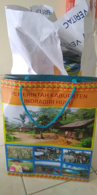 Paper Bag Souvenir INHU