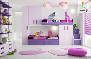Modern Children's Rooms 22