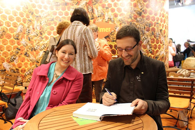 Lutz Geißler: Autogrammstunde
