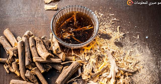 جذر عرق السوس وفائدته للبشرة