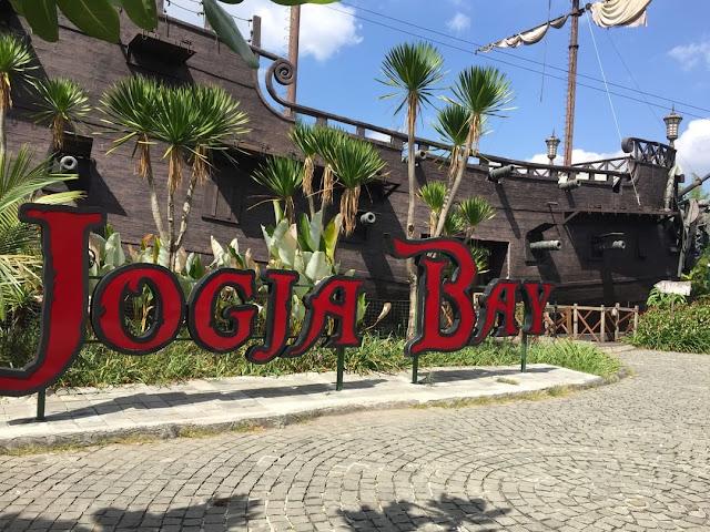Harga Tiket Masuk Jogja Bay Waterpark Yogyakarta