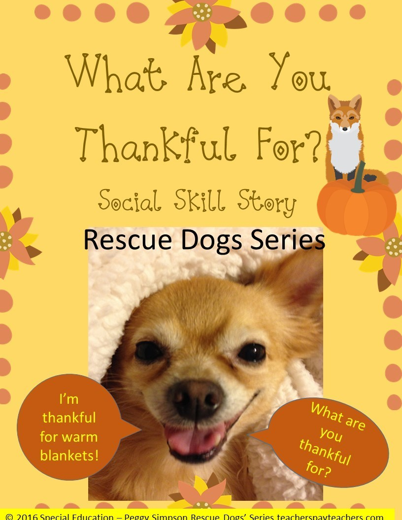 The Best Of Teacher Entrepreneurs Happy Thanksgiving With A - 20 reasons why you should be thankful to have a dog