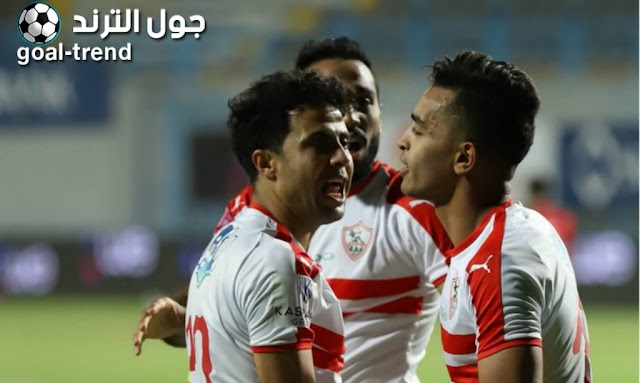 نتيجة مواجهة الزمالك والاسماعيلي في الدوري المصري