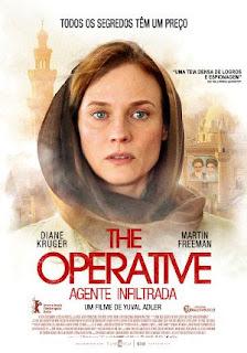 Com Diane Kruger, The Operative Chega aos Cinemas em Julho
