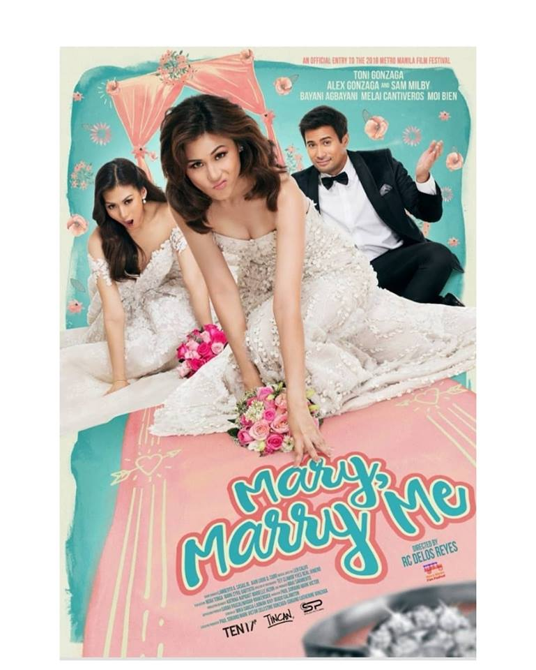 Mary, Marry Me is romcom starring the Gonzaga sisters