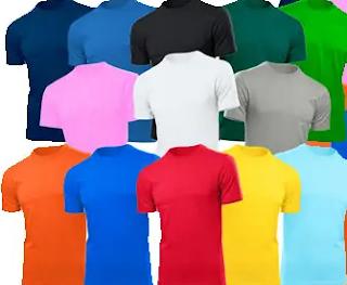 Berbisnis T Shirt Distro