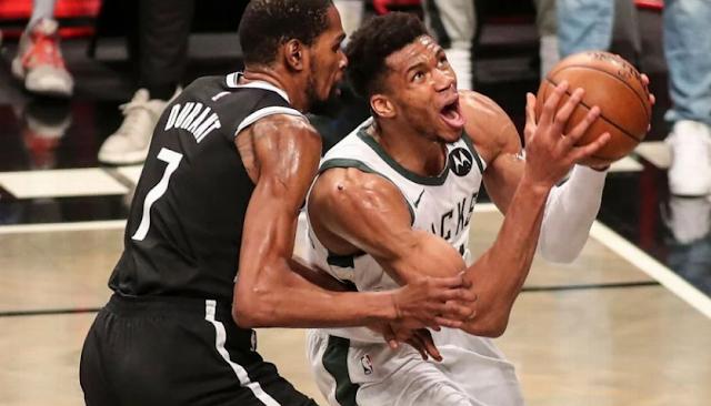 NBA: Μυθικός Αντετοκούνμπο και επική πρόκριση στους τελικούς της Ανατολής