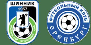 «Оренбург» — «Шинник»: прогноз на матч, где будет трансляция смотреть онлайн в 17:00 МСК. 09.09.2020г.