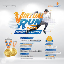 Yatim Mandiri Virtual Run • 2020