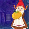 Games4King - Pumpkin Girl Rescue