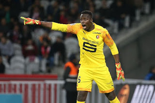 Chelsea with fresh bid to sign goalkeeper Edouard Mendy from Rennes