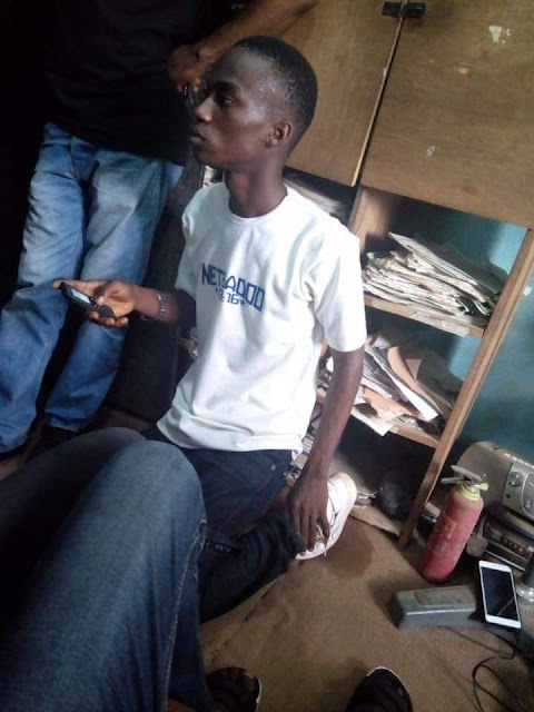 BREAKING NEWS!! Internet Marketer Oluwa Netty Who Was Arrested By SARS For Scamming Nicholas Lawrence ₦930,000 Has Been Released