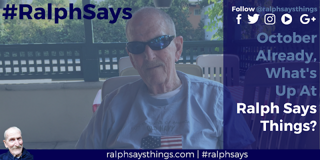 What's Up At Ralph Says Things?