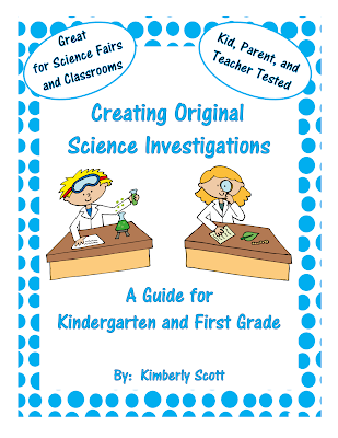 https://www.teacherspayteachers.com/Product/Create-Science-Investigations-for-K-and-1st-Grade-Classrooms-and-Science-Fairs-1200400