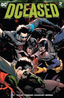 DCeased #2 cover