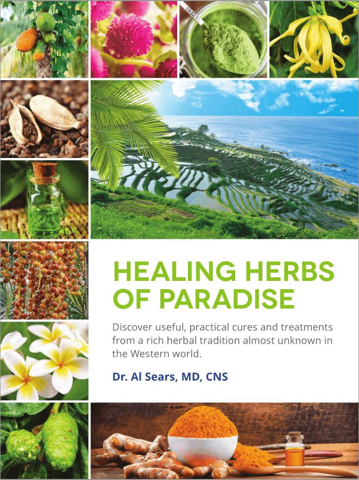Healing Herbs Of Paradise by Al Sears PDF Book Download - 8FreeBooks