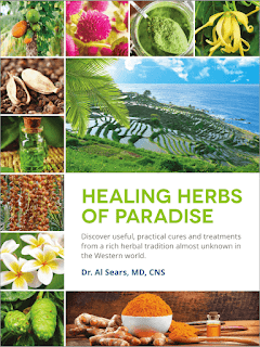 Healing Herbs Of Paradise by Al Sears PDF Book Download