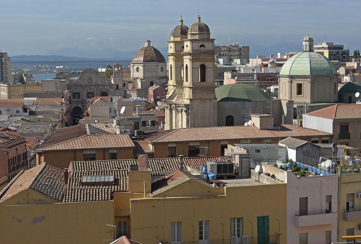 TOP WORLD TRAVEL DESTINATIONS: Cagliari, Italy