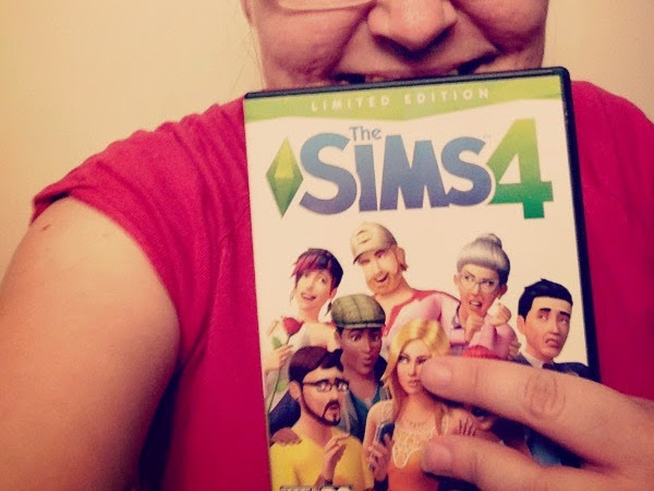 The Sims™ 4 Launch: Confessions of a Nerd Mom