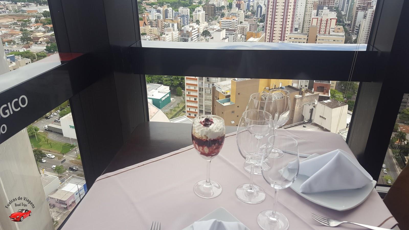 Restaurante Terrazza 40 Vista Panorâmica Em Grande Estilo