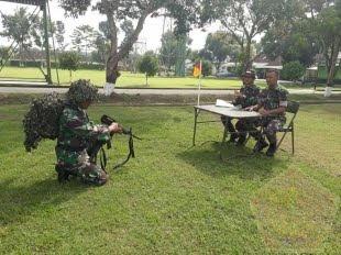 Yonif Raider 509 Kostrad Laksanakan Latihan UTP