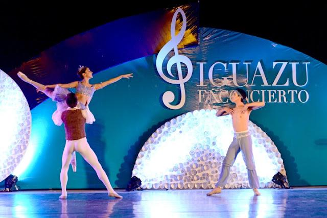 El Teatro Colón estuvo presente en la  8° edición del Festival Iguazú en Concierto