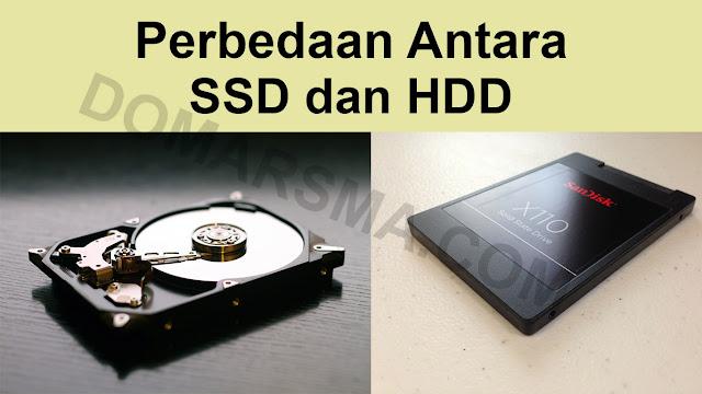 Perbedaan: HDD dan SSD