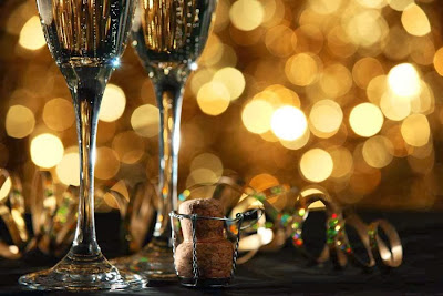 2014 New Year's Eve Party at Sofitel