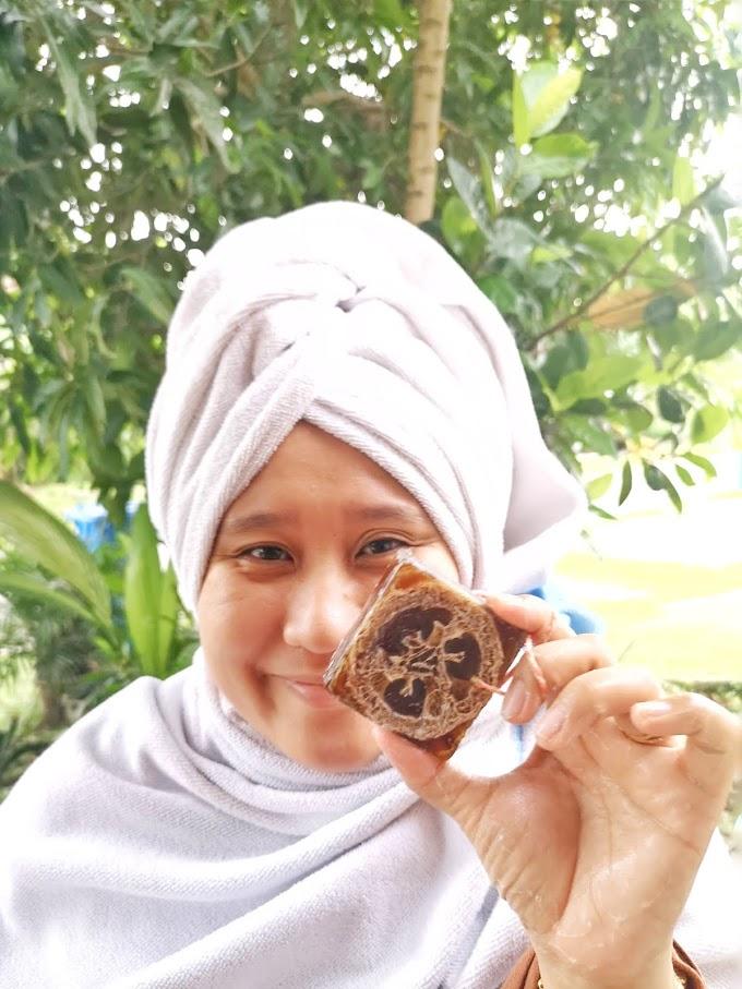 Nak Kurus dan Cantik , Mandi dengan Sabun Layesha !