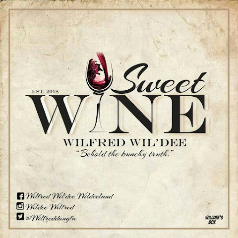 POETRY  ALBUM : SWEET WINE - WILFRED WIL'DEE