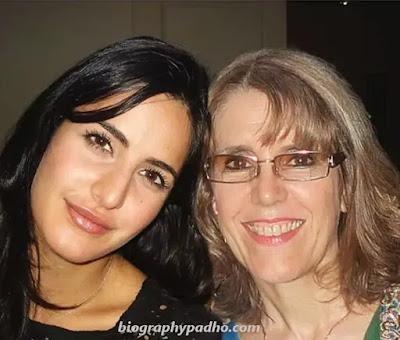 Katrina Kaif Family Photo, Katrina Kaif Mother Photo