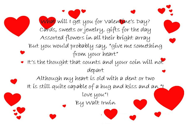 valentines day card sayings