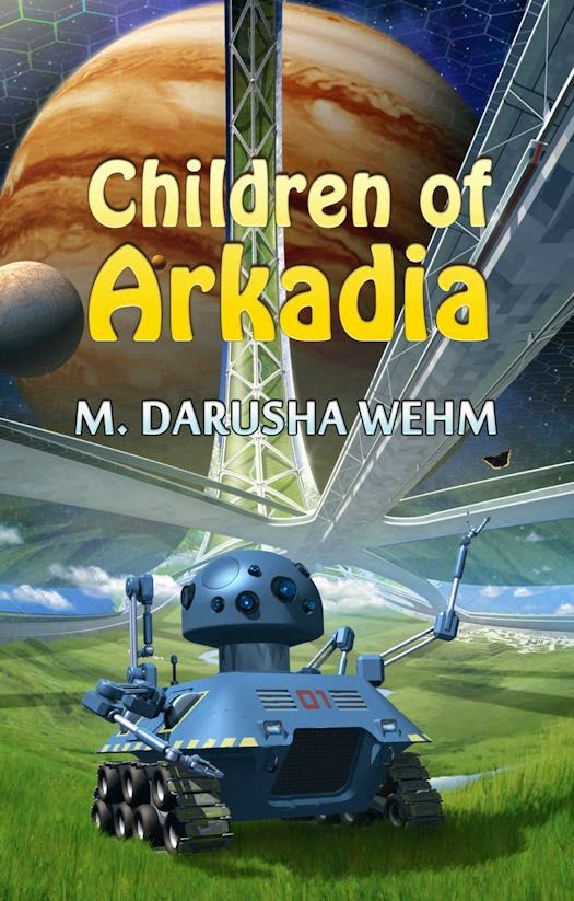 Children of Arkadia by M. Darusha Wehm - Excerpt