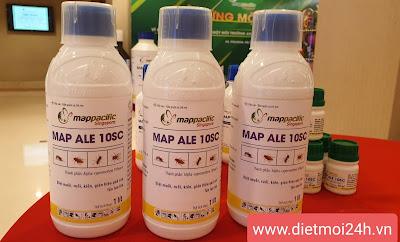 Thuốc diệt côn trùng Map Ale 10SC