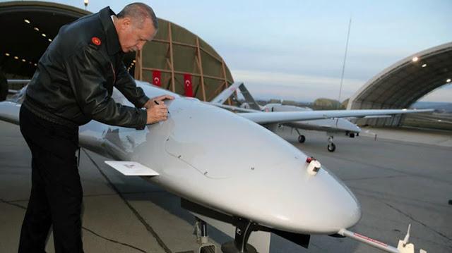 Η Γερμανία εξοπλίζει τα Drones των δειλών Τούρκων!