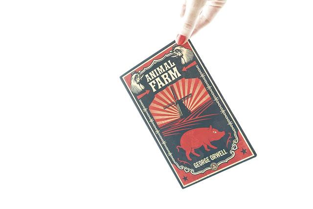 Animal Farm von George Orwell www.nanawhatelse.at Rezension