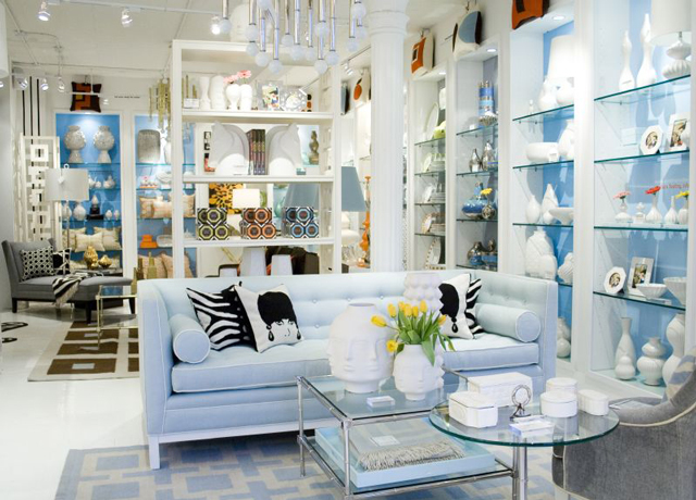 A Long Time Fan Of Jonathan Adler S It Surprises Me More Than Anyone Else That Until Yesterday I D Never Set Foot In One His