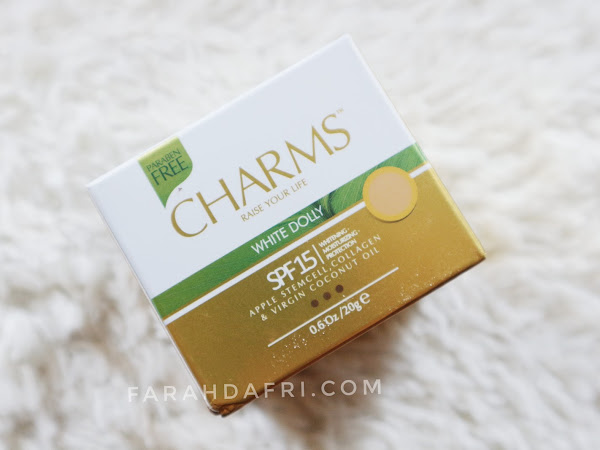 CHARMS Foundation & Star Glow Fairy Face Scrub : Review