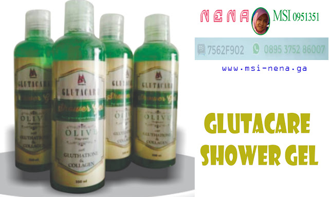 Glutacare Shower Gel