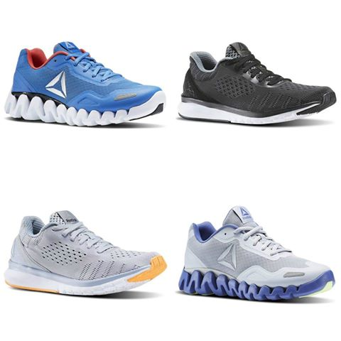 Reebok: Zig and Print Running Shoes only $30 (reg $90)!