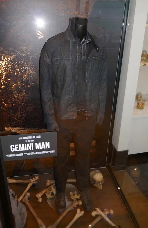 Will Smith Gemini Man Henry movie costume